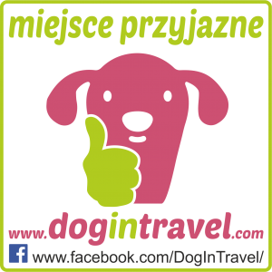 NAKLEJKA DOG IN TRAVEL - kolor - 17_04_2016